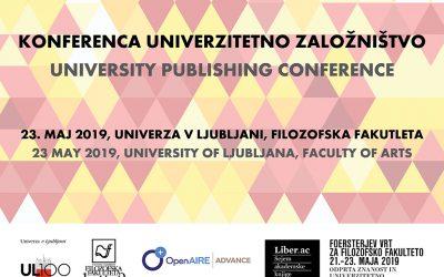 A conference on university press